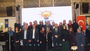 AK Parti Mahalle Başkanları toplantısı gerçekleşti