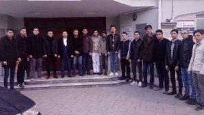 Arifiye Ülkü Ocakları Gençleri Sabah Namazında buluştu