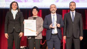 SAÜ'ye Küresel Mükemmellik Ödülü