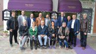 Taranoğlu,Sakarya'daki Engelli dernekleri temsilcileriyle buluştu