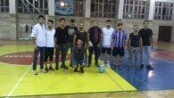 AK Gençler Voleybol maçında bir araya geldi.