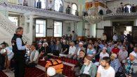 Arifiye Yeşil Kubbeli Cami'nde 'Afet Bilinci' Eğitimi