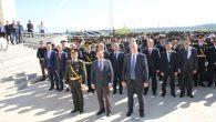 Cumhuriyet Bayramı Çelenk Sunma Töreni gerçekleşti