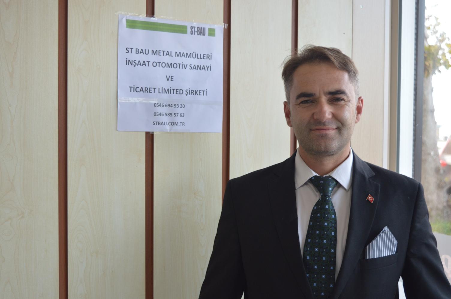 Almanya'daki gurbetçi işadamından memleketi Sakarya'ya 3 Milyon Euro'luk yatırım