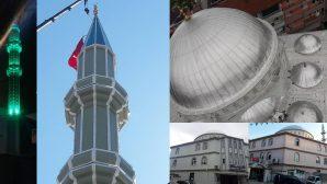 Arifiye Merkez Caminin imajı değişti