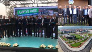 Arifiye Park Muhteşem bir törenle açıldı