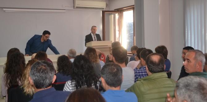 Sakarya Veteriner Hekimler Odası Başkanı Mustafa Yıldız kaybetti.