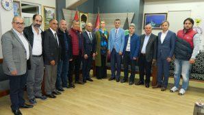 İYİ Parti'den Trabzonlular Derneğine Ziyaret