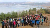 Öğretmenler Arifiye İl Ormanı'nda yürüdüler