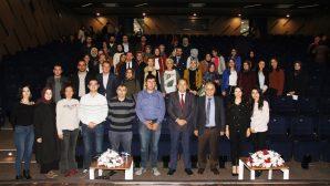 Rehber Öğretmenlere İntihar ve Krizle Mücadele Konferansı düzenlendi