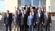 Vali Balkanlıoğlu'ndan Valilik birimleri ve Kurumlara Veda Ziyareti