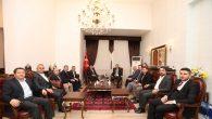 MÜSİAD'dan Vali Nayir'e Hayırlı Olsun Ziyareti