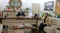 Milletvekili Çiğdem ERDOĞAN ATABEK'ten Baro'ya ziyaret