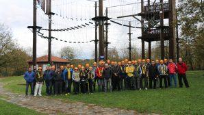 Macera Park'ın son misafirleri Bursa ve Kocaeli'nden…