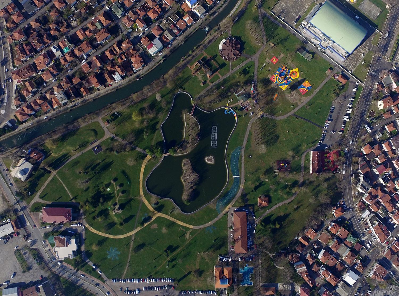 Kent Park,Donatım Park oluyor