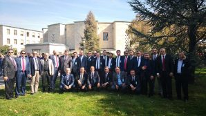 Düşünce ve Dayanışma Platformundan Ankara'da ziyaretler