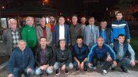 Sakarya TÜFAD'dan Arifiye Futbol Kulüpleri ile toplantı