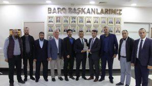 ARSİADER'den Arifiyeli Baro Başkanına ziyaret
