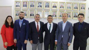Arifiye'li Baro Başkanı BURAK'a Belediye ve İlçe Başkanından ziyaret