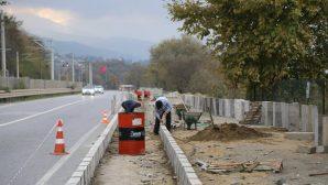 Sapanca-Arifiye arası bağlantı ve yürüyüş yolu çalışmaları devam ediyor.