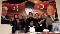 MHP Arifiye İlçe Kadın Kolları Yerel Seçimler için hazır