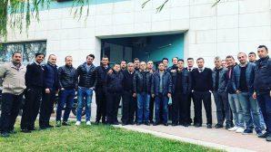 Kyk Sabahattin Zaim Erkek Öğrenci Yurdu Güvenlik Personeline Aylık Toplantı Gerçekleştirildi!