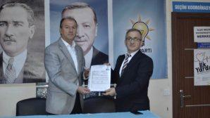 Sefer YAVUZ'da  Arifiye Belediye Başkanlığı için aday adayı oldu.