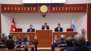 Büyükşehir'in 2019 bütçesi 1 milyar 296 milyon