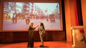 Arifiye Prof.Dr. Osman Öztürk İHO'da Peygamber efendimiz yad edildi