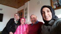 Arifiye AK Kadınlardan Emekli Öğretmen  ÇİMEN'e evinde ziyaret