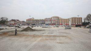 Şehir merkezinin vitrini Demokrasi Meydanı olacak