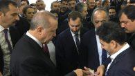 Filizfidanoğlu Standını, Cumhurbaşkanı Ziyaret Etti.