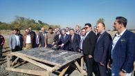 Arifiye Anadolu İmam Hatip Lisesinin temel atma töreni yapıldı.