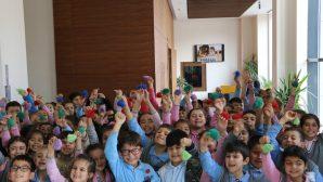 Arifiye Hanlı İlkokulu öğrencileri Sapanca SGM'de