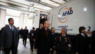Bakan SOYLU,Sakarya'da 81 ilin AFAD müdürünün katıldığı toplantıda konuştu