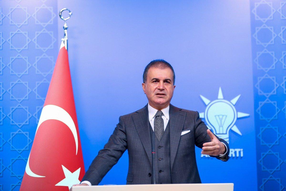 AK Parti Sözcüsü Çelik,' 40 yerde adayları ilan edeceğiz'