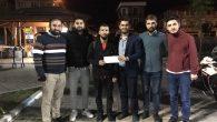 Arifiye Ak Gençlikten Mahalle ziyaretleri devam ediyor