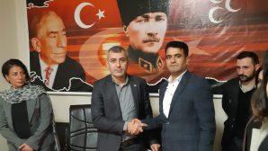 MHP Arifiye'de Belediye Başkanlığına ilk aday Yılmaz KONUT oldu