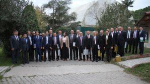 İlçe Milli Eğitim Müdürleri Değerlendirme Toplantısı Arifiye'de yapıldı.