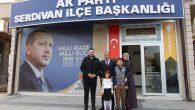 Gazeteci  Atakan ÇELİK, başvurusunu yaptı