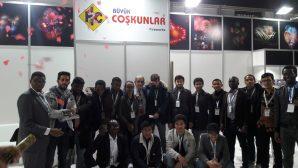 MÜSİAD 17. EXPO'ya 140 farklı ülkeden katılım oldu.