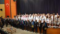 Tıp Fakültesi Öğrencileri Beyaz Önlük Giydi
