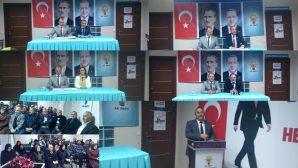 AK Parti Arifiye'de 6 aday adayı başkanlık için başvurdu