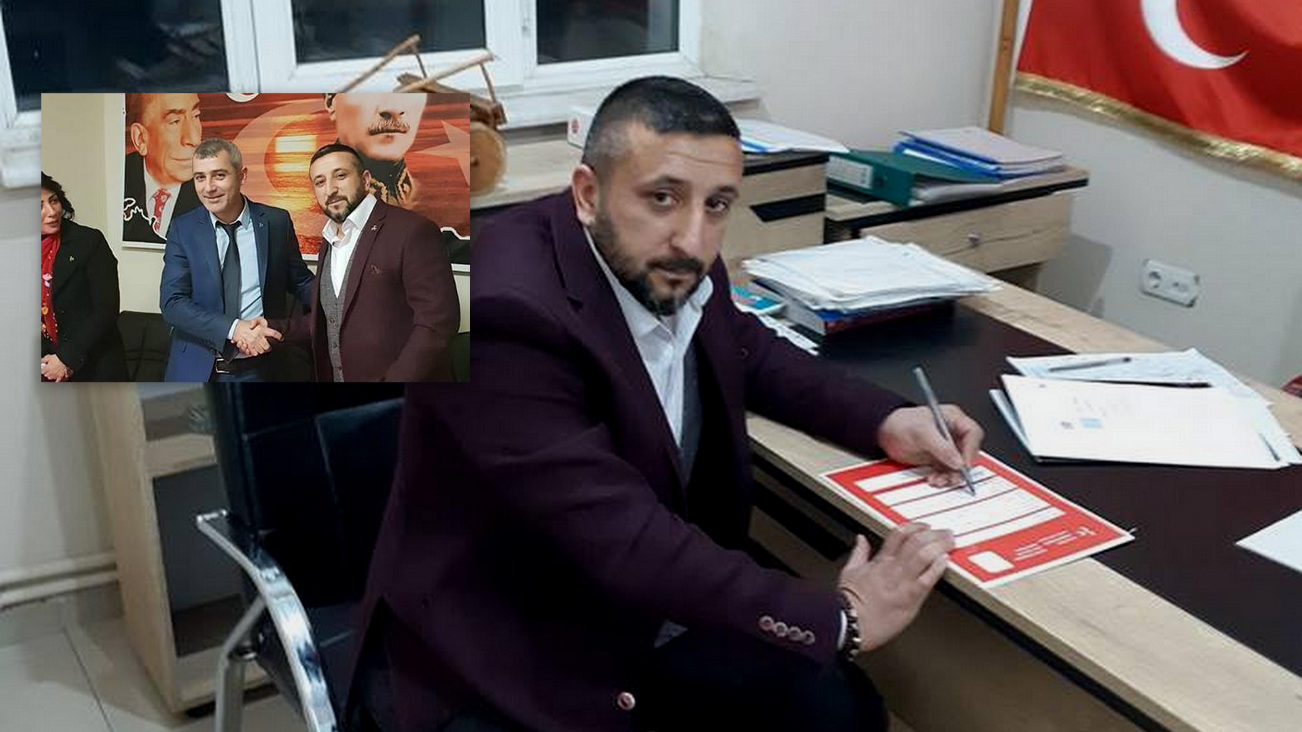 MHP Arifiye'de Selçuk DELİKARA'da Belediye Başkan aday adayı oldu