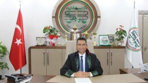 Başkan Burak'ın 1 Mayıs Emek ve Dayanışma Günü mesajı