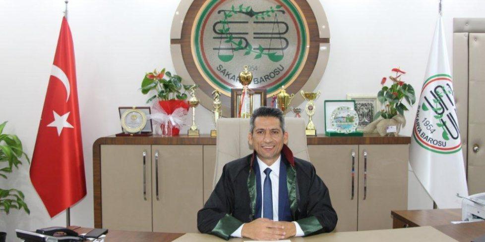 Baro Başkanı Burak'ın 17 Ağustos mesajı