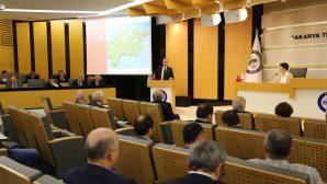 SATSO Ekim Ayı Olağan Meclis Toplantısı gerçekleşti