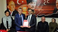 Ferid ŞEKERLİ MHP Arifiye'den Başkan Aday Adayı