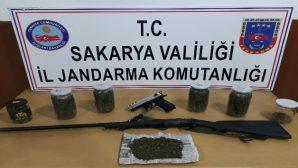 Jandarma'dan Uyuşturucuya geçit yok