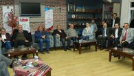 Taranoğlu,Trabzonlular Derneğinde konuştu